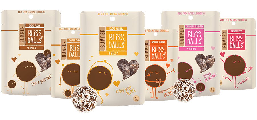 Bliss Balls New